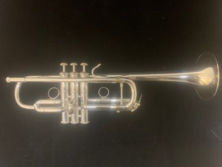 Used Bach Stradivarius Philadelphia C Trumpet SN 728475
