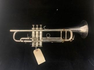 Used Calicchio 1S2 Bb Trumpet SN 6345
