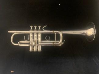 Used Bach Stradivarius 229/25H C Trumpet SN 478982