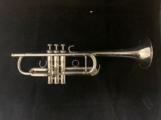 Used Yamaha 9445CHSII C Trumpet SN C71720