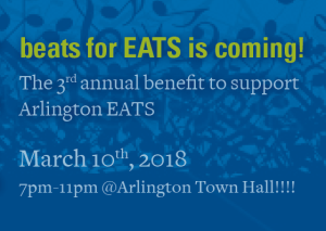 Arlington EATS Beats 2018