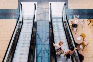 Escalator Fall