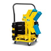 Thomsen's Maestro - Dual Handrail Escalator Cleaning System TH-E-0007