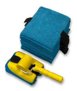 Thomsen's Handheld Stationary Handrail Cleaning Tool TH-E-0037