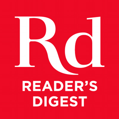Readers Digest Clear logo