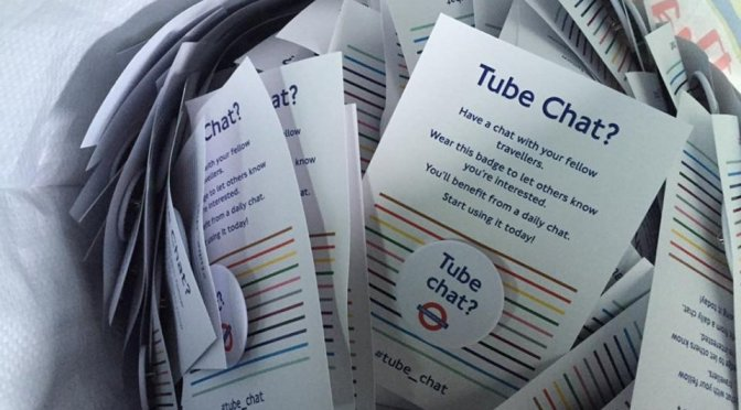 Tube Chat.