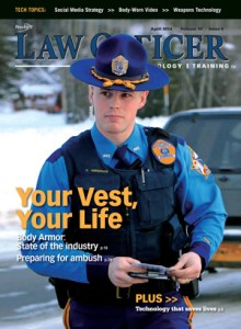 Law Officer mag