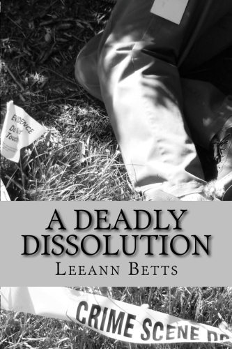 A Deadly Dissolution cover