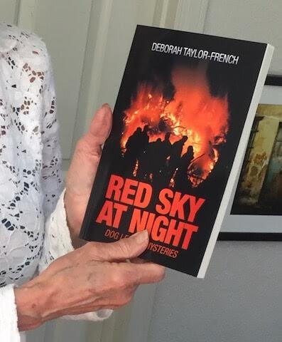 DTF Red Sky
