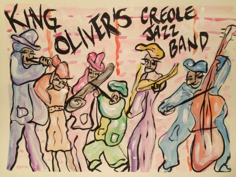 king oliver's creole jazz band""
