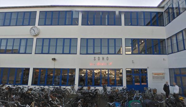 SOHO co-working space