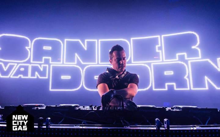 Interview with : Sander Van Doorn