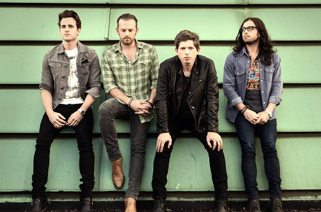 Incoming: Kings Of Leon @ Centre Bell (Montréal)