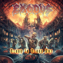 Critique d'album: Exodus – Blood In, Blood Out