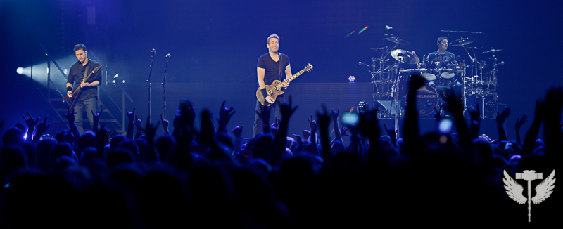 Nickelback @ Centre Bell (Montreal)