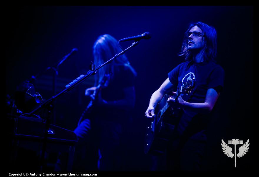 Steven Wilson @ Casino Barrière (Toulouse)