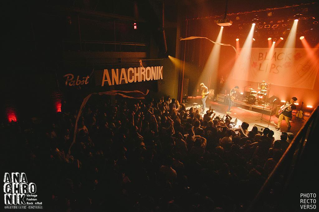Marinellis + Black Lips @ Anachronik (Montréal)