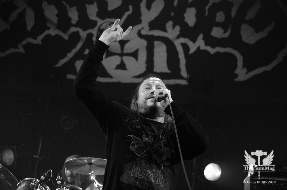 Entombed A.D + Voivod + Lord Dying + Barren Womb @L'Athanor (Albi)