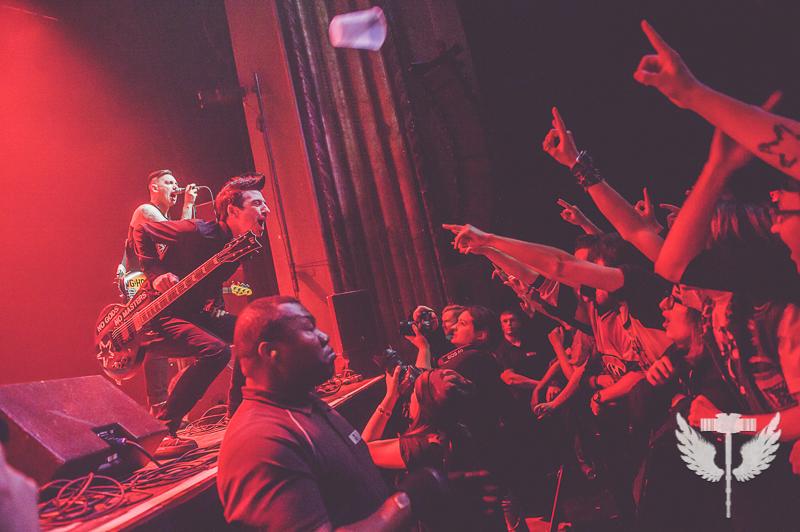 Anti Flag + Reel Big Fish (Photos) @ Metropolis (Montréal)