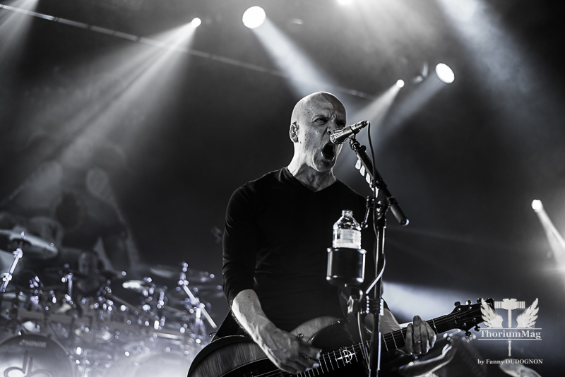 Devin Townsend + Between The Buried And Me + Leprous (Photos) @Rock School Barbey (Bordeaux)