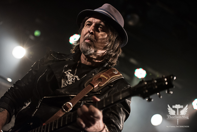 Phil Campbell & The Bastard Sons + Sabotage @La Gespe (Tarbes)