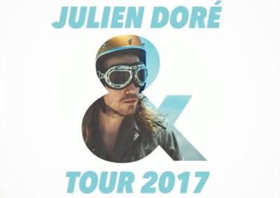 Concours Julien Doré @ Le Zénith de Toulouse