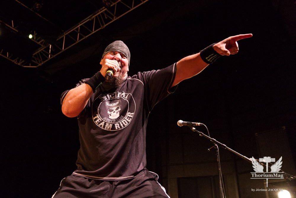 Suicidal Tendencies + 22 Below @ Le Bikini (Toulouse)