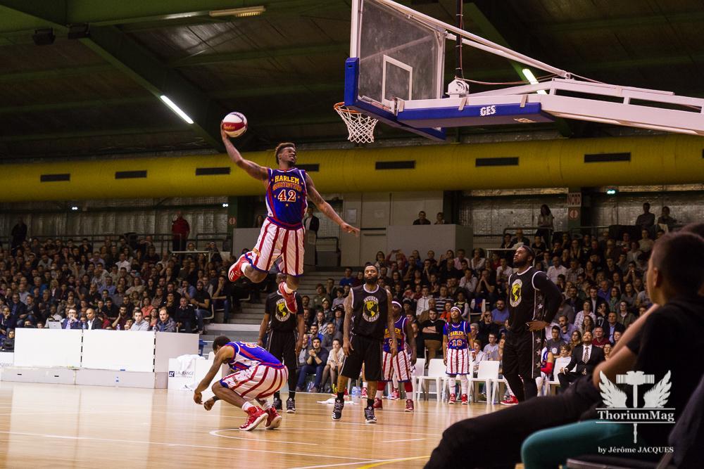 Harlem Globettroters @ Le petit palais des Sports de Toulouse