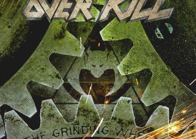 Overkill – The Grinding Wheel Critique d'album
