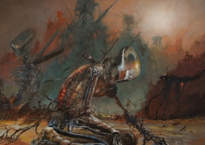 Artificial Brain – Infrared Horizon Album