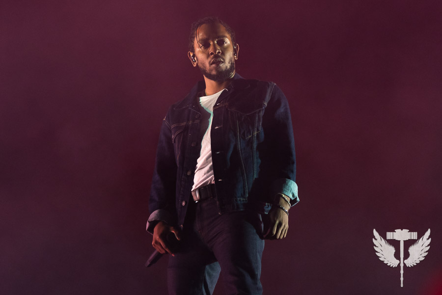 Kendrick Lamar + Anderson .Paak and The Free Nationals + The Dead Obies Vendredi 7 juillet @ Festival d'Été (Québec)