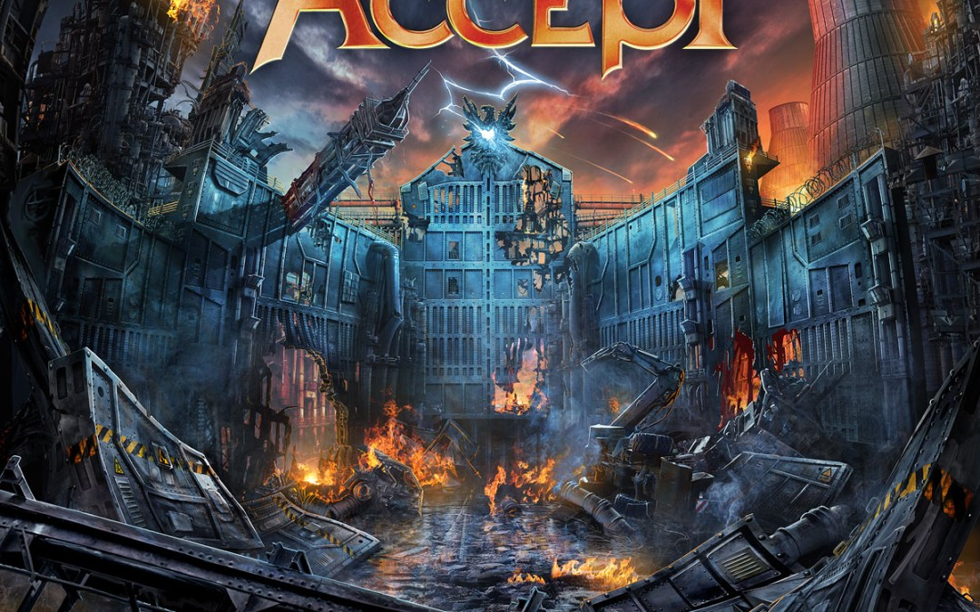 Accept – The Rise Of Chaos Album