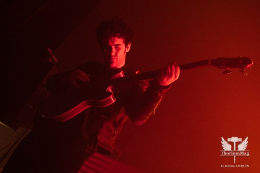 """<span class=""""entry-title-primary"""">Black Rebel Motorcycle Club + The Vacant Lots (Photos)</span> <span class=""""entry-subtitle"""">@ Le Bikini (Toulouse)</span>"""