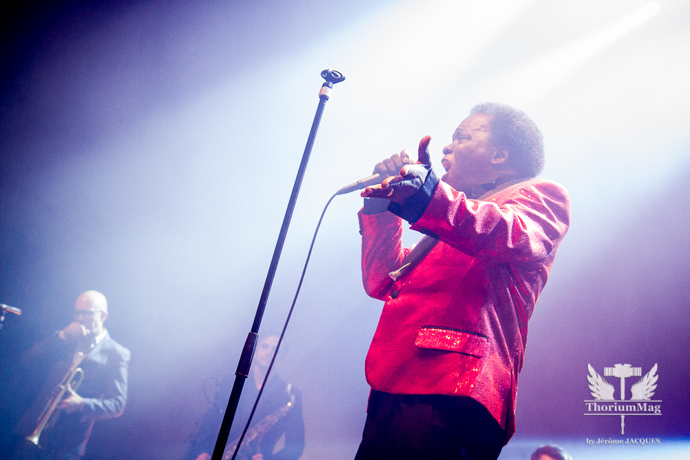 Lee Fields & The Expressions + Vect & Trinidad [Rambo Boyz] (Photos) @ Le Bikini (Toulouse)