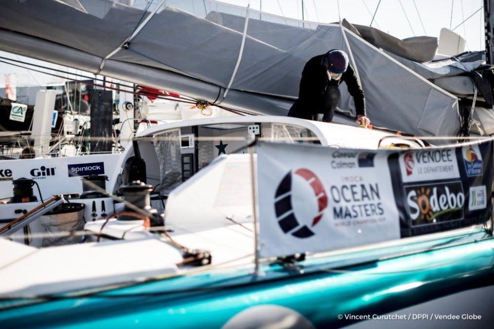 © Vincent Curutchet/DPPI/Vendée Globe