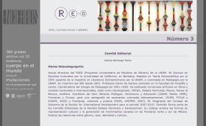 R-ed Arte y Genero - Voluma 3