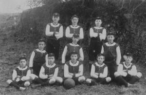 1907 Football 1st XI