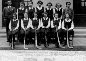 1934 Hockey