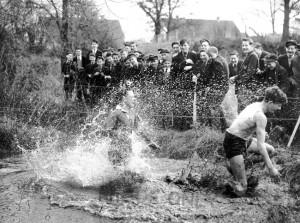 1954 circa water jump