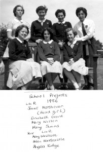 1956 prefects