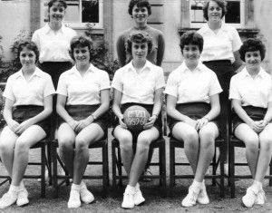 1960 Netball