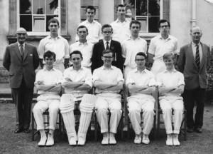 1962 Cricket