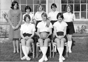 1967 Netball