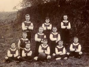 Football  1907 2nd XI