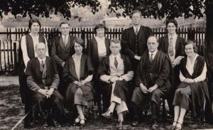 staff 1932