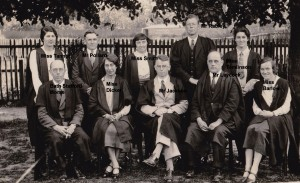 1932 Staff
