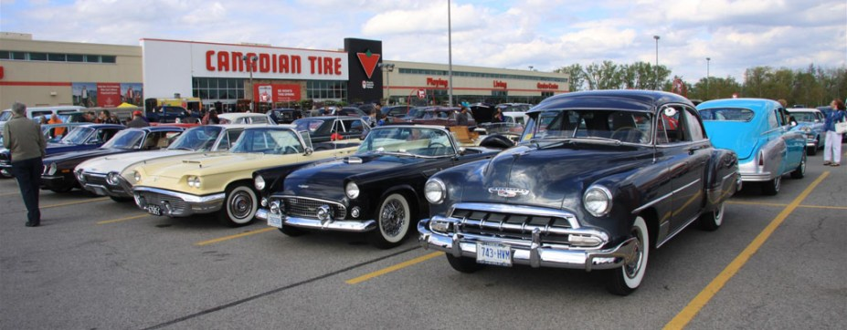 MONDAY CRUISE NIGHT SEASON OPENING<br />May 22, 2017