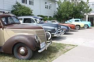 2018-June-20-Elginwood-Long-Term-Care-Centre-Thornhill-Cruisers-Car-Club