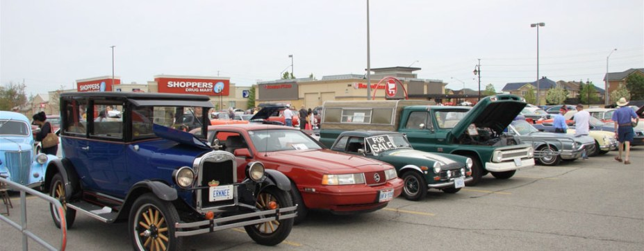 MONDAY CRUISE NIGHT SEASON OPENING<br />May 21, 2018