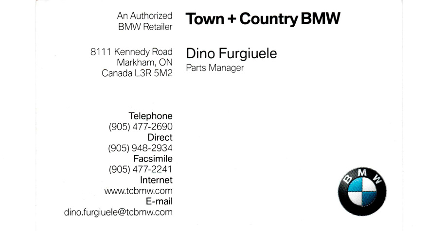 Business Directory – Thornhill Cruisers Cars Club Canada